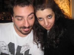 Mauro Uzzeo e Paola Barbato