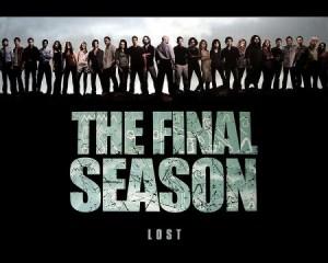 immagine promozionale dell'ultima stagione di Lost