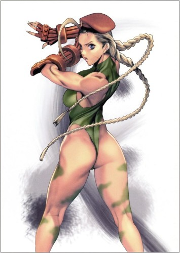 Cammy_-_Street_Fighter_IV_by_Homaredou